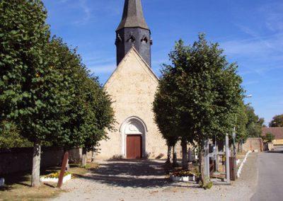 Photo église Eure-et-Loir