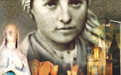 Reliques de Sainte Bernadette à Brezolles