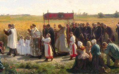 La prière des rogations
